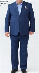 Большой мужской костюм в клетку 27-8023