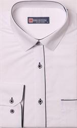 Полуприталенная рубашка с модалом BROSTEM 9LBR42+1*