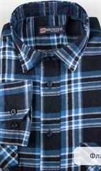 Фланелевая рубашка 100% хлопок BROSTEM F11317-2