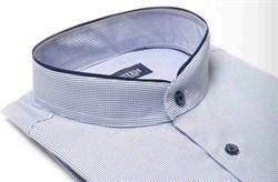 Полуприталенная на стойке рубашка BROSTEM 9LBR87+2*