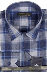 Фланелевая рубашка шерсть/хлопок AS 540-5