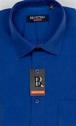 Прямая мужская рубашка BROSTEM CVC10