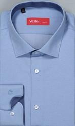 Рубашка мужская р.43/182-188 приталенная VESTER 93014-70-20