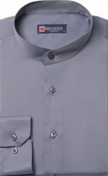 Приталенная со стойкой рубашка BROSTEM 9LBR86+4