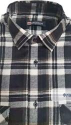 Байковая рубашка 100% хлопок BROSTEM F206