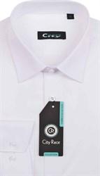 Приталенная рубашка стрейч CITY RACE 9LCR1-1