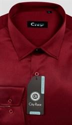 Приталенная рубашка стрейч CITY RACE 6029-5