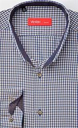 Рубашка приталенная VESTER 19414-11sp-20