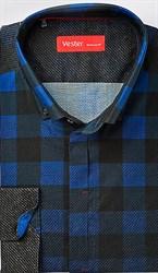Рубашка с эластаном VESTER 21918-06sp-20