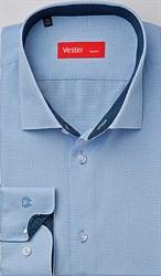 Рубашка приталенная VESTER 93014-17sp-20