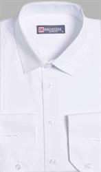 Приталенная рубашка с модалом 4701A**
