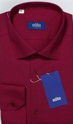 бордовая рубашка на мальчика