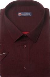 Большая хлопковая рубашка короткий рукав BROSTEM 1SG057-3