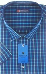 100% хлопок рубашка большого размера BROSTEM 8SG16-13sg
