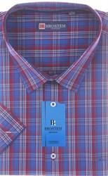 100% хлопок рубашка большого размера BROSTEM 8SG16-2sg