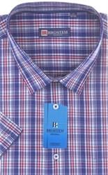 100% хлопок рубашка большого размера BROSTEM 8SG16-7sg