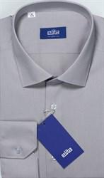 На высоких серая сорочка ELITA 684122-43