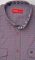 Рубашка приталенная VESTER 24114-49sp-20