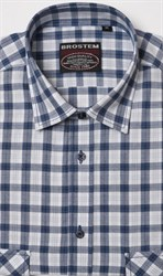 100% хлопок рубашка мужская SH3s Brostem