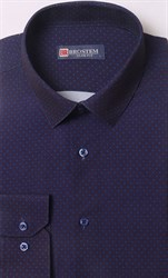 Большого размера мужская рубашка BROSTEM 1LG058-2