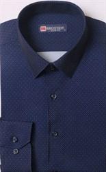 Мужская рубашка большого размера BROSTEM 1LG058-5