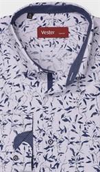 На высокий рост рубашка VESTER 281142-08w-21