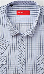 Большая сорочка короткий рукав VESTER 888141-22sp-20