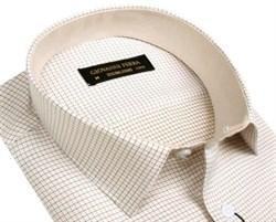 Рубашка бежевая классическая GF BUR 517-4