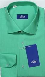 Мужская рубашка зеленое яблоко
