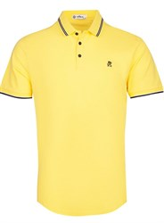Желтое поло за 1220 руб