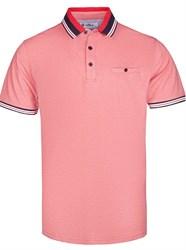 Розовое поло мужское по 1220 руб