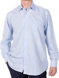 Голубая рубашка за 790 рублей