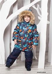 """Зимний костюм для мальчика Oldos """"Марат"""""""
