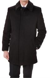 Зимнее утепленное пальто А-50