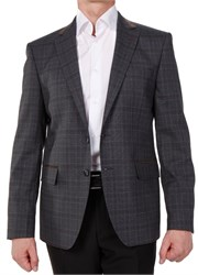 Пиджак приталенный мужской YF-3766