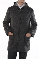 Зимнее пальто на утеплителе АДРИАНО