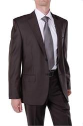 Костюм мужской PERSEUS Super100S коричневый