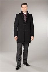 Зимнеее пальто 825У-ЧГ на утеплителе