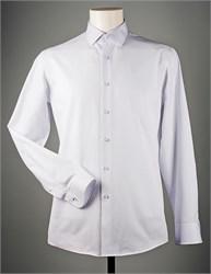 Белая рубашка VESTER 70714S-14 приталенная